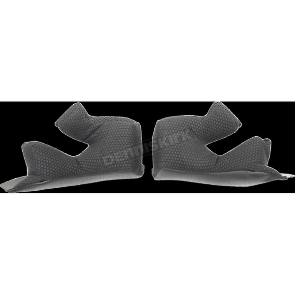 AGV Replacement AX-8 Evo Cheek Pads - KIT75121008
