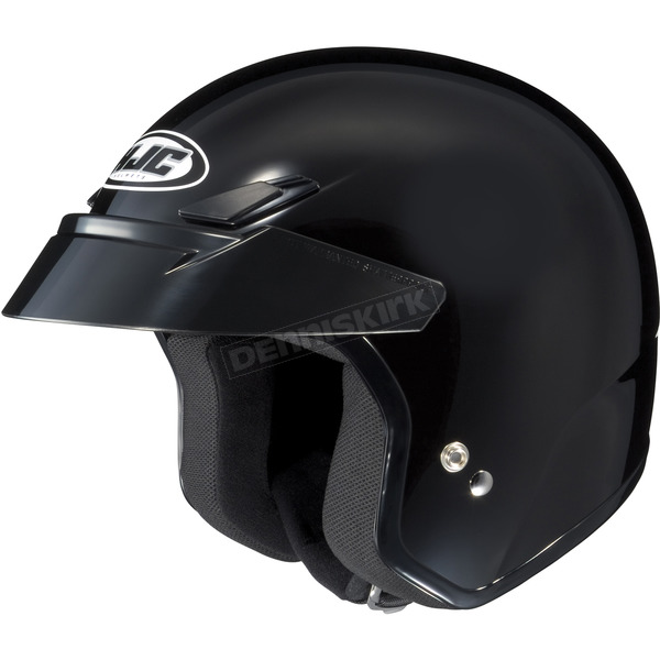 HJC CS-5N Black Helmet - 430-606