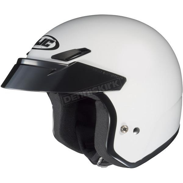 HJC CS-5N White Helmet - 430-144