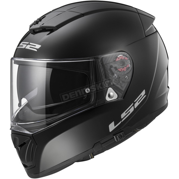 LS2 Gloss Black Breaker Helmet - 390-1007