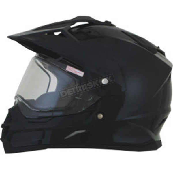 AFX Gloss Black FX-39 DS/SE Snow Helmet - 0121-0738