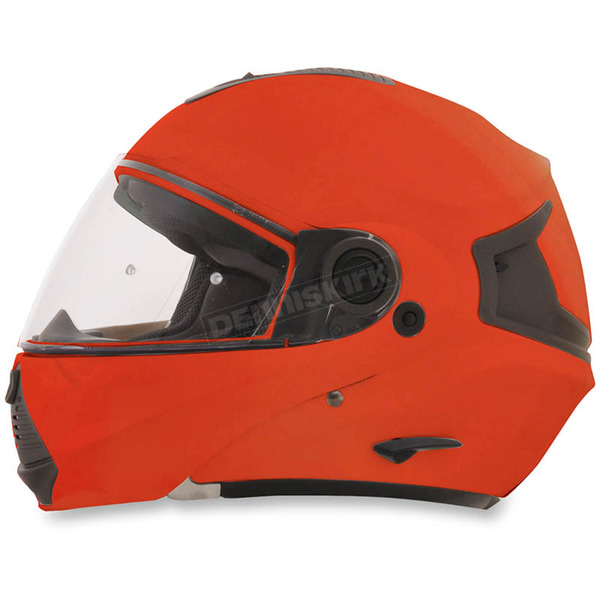 AFX Safety Orange FX-36 Modular Helmet - 0100-1474