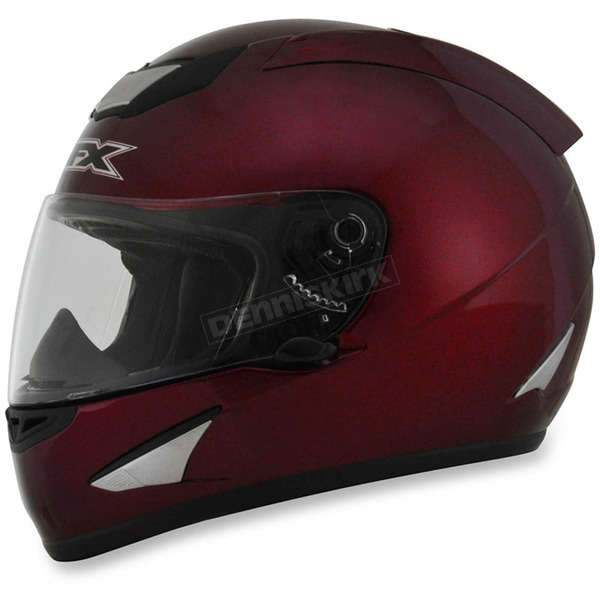 AFX Wine Red FX-95 Helmet - 0101-8534