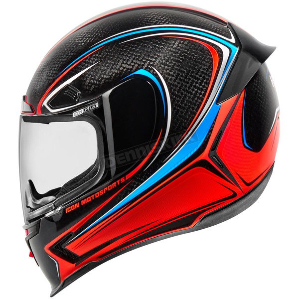 Icon Carbon Glory Airframe Pro Halo Carbon Helmet - 0101-8714