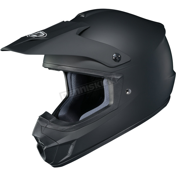 HJC Matte Black CS-MX 2 Helmet - 320-611