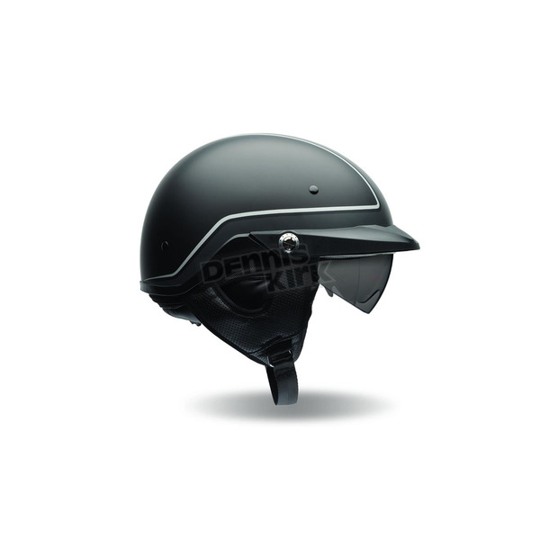 Bell Helmets Black/Gray Pin Pit Boss Helmet - 7070064