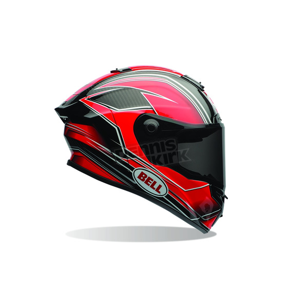 Bell Helmets Red/Black Trition Race Star Helmet - 7069693