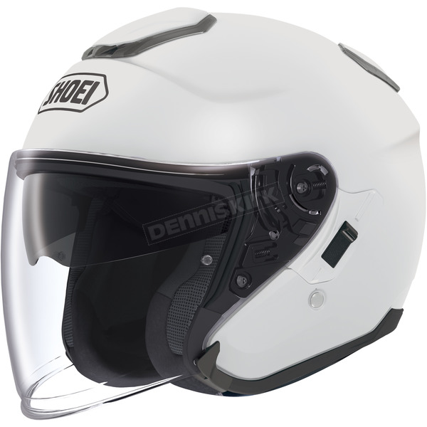 Shoei Helmets White J-Cruise Helmet - 0130-0109-08