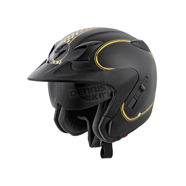Scorpion Black EXO-CT220 Bixby Helmet - 22-1034