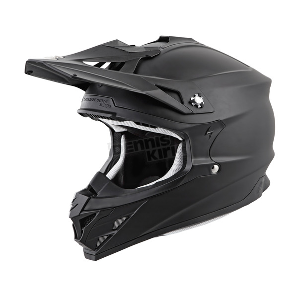 Scorpion Matte Black VX-35 Helmet - 35-0023