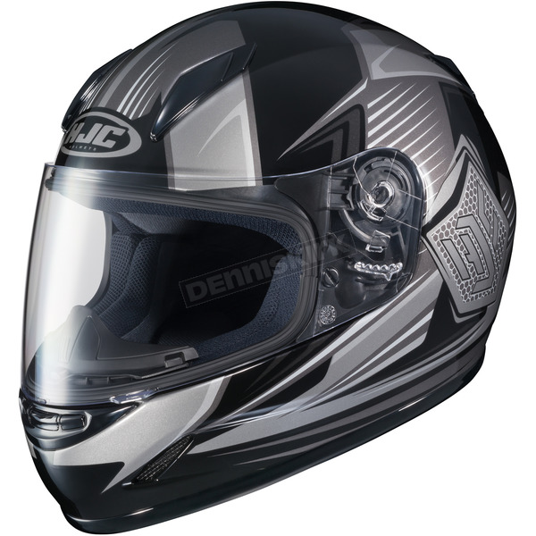 HJC Youth Black/Gray CL-Y MC-5 Striker Helmet - 234-953