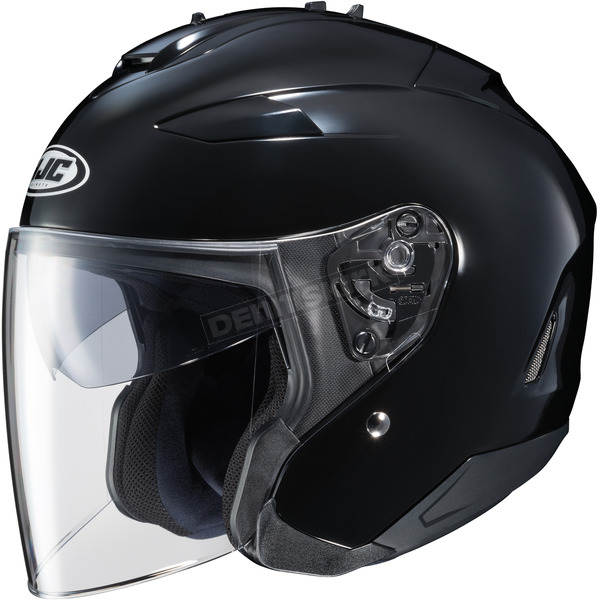 HJC Black IS-33 II Helmet - 874-603