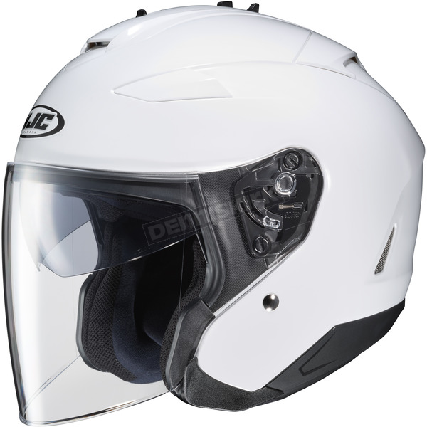 HJC White IS-33 II Helmet - 874-141