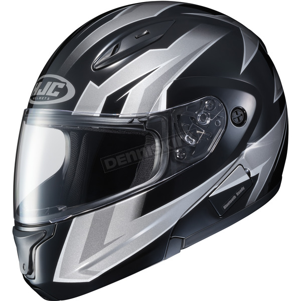 HJC Gray/Black CL-Max 2 MC-5 Ridge Modular Helmet - 59-4558