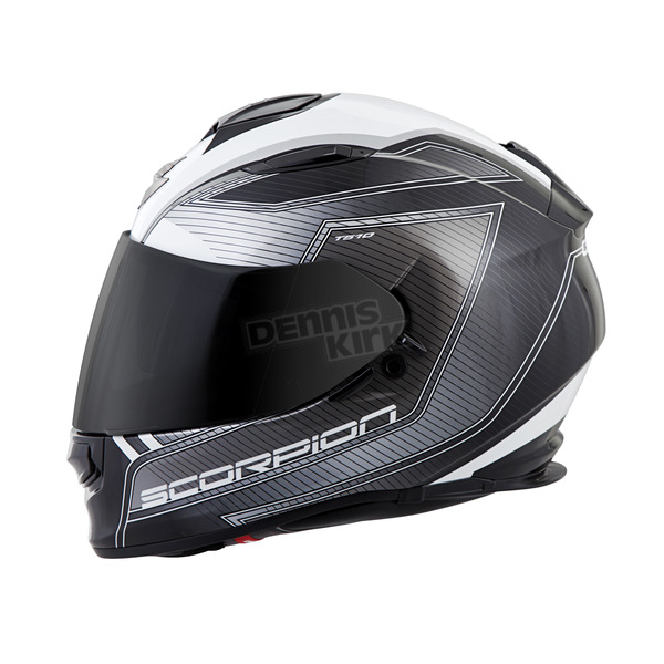 Scorpion White/Black Nexus EXO-T510 Helmet - T51-1112