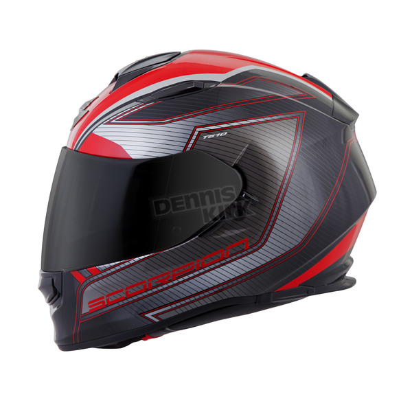 Scorpion Red/Black Nexus EXO-T510 Helmet - T51-1125