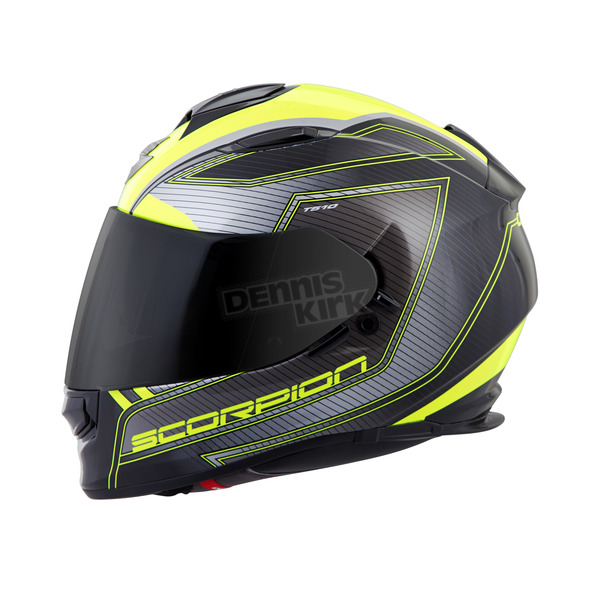Scorpion Neon/Black Nexus EXO-T510 Helmet - T51-1135