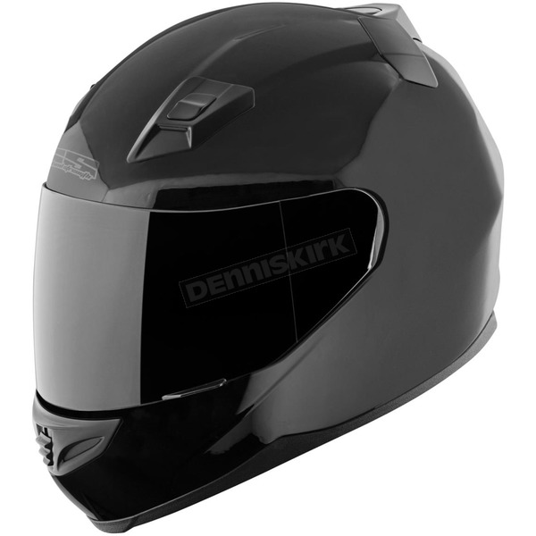 Speed and Strength Gloss Black SS1200 Helmet - 879337