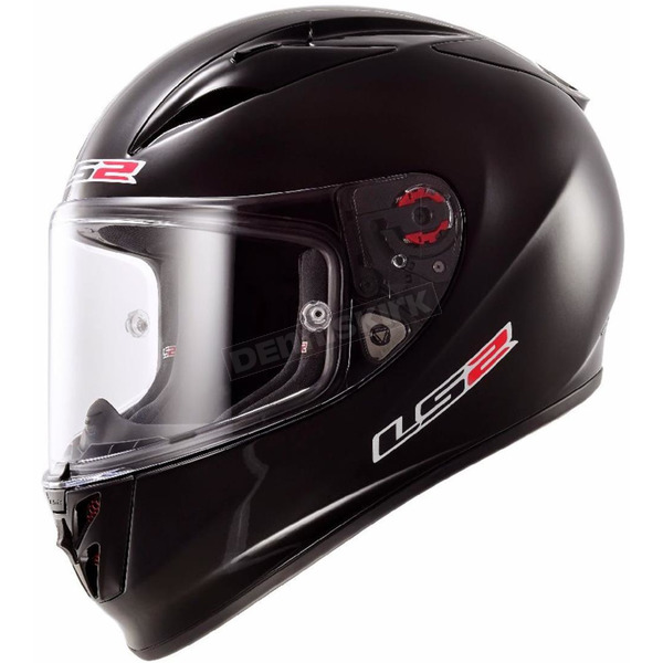 LS2 Black Arrow Full Face Helmet - 323-1005