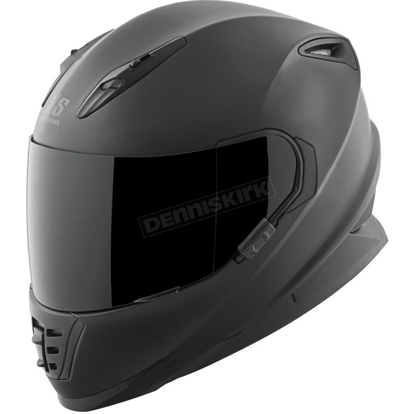 Speed and Strength Matte Black SS1310 Helmet - 874876