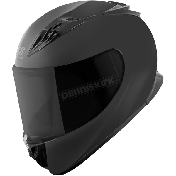 Speed and Strength Matte Black Solid Speed SS3000 Helmet - 876178