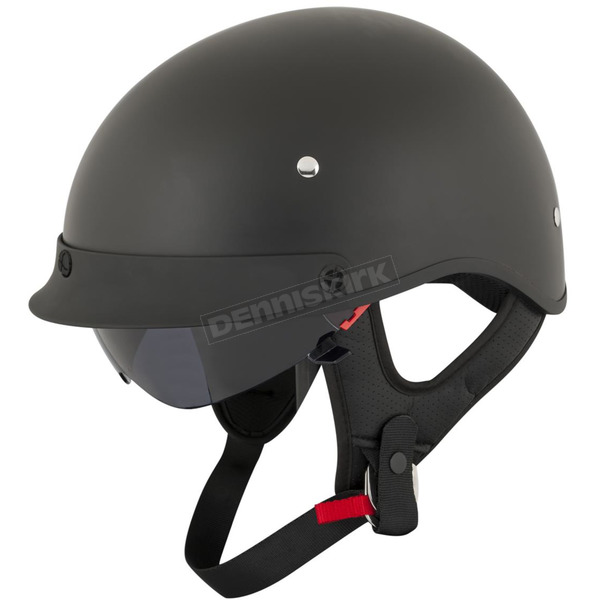 Speed and Strength Matte Black SS410 Helmet - 879533