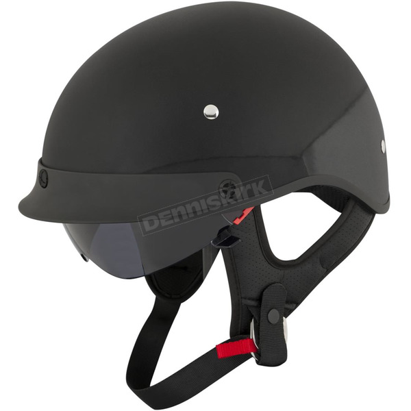Speed and Strength Black SS410 Helmet - 879536