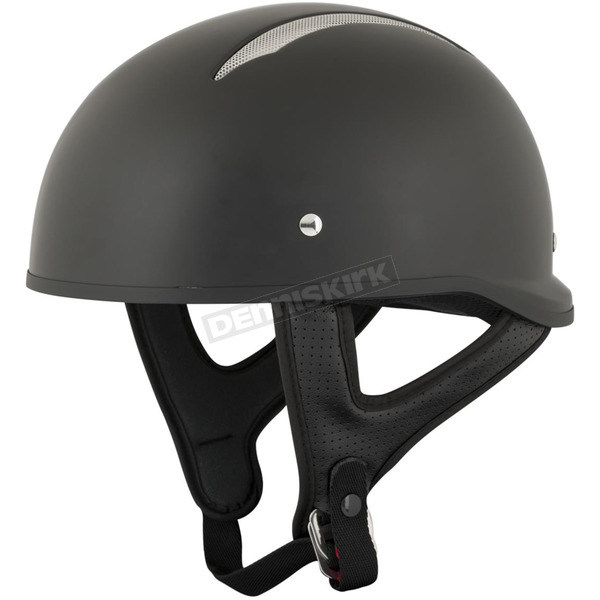 Speed and Strength Matte Black SS310 Helmet - 879543