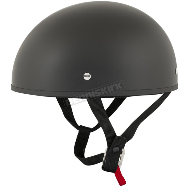 Speed and Strength Matte Black SS210 Helmet - 879562