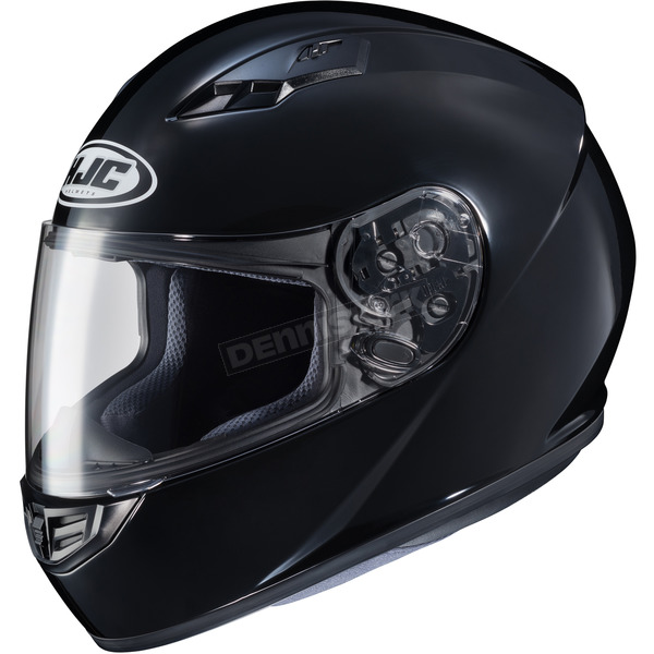HJC Black CS-R3 Helmet - 130-605