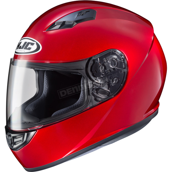 HJC Candy Red CS-R3 Helmet - 130-234