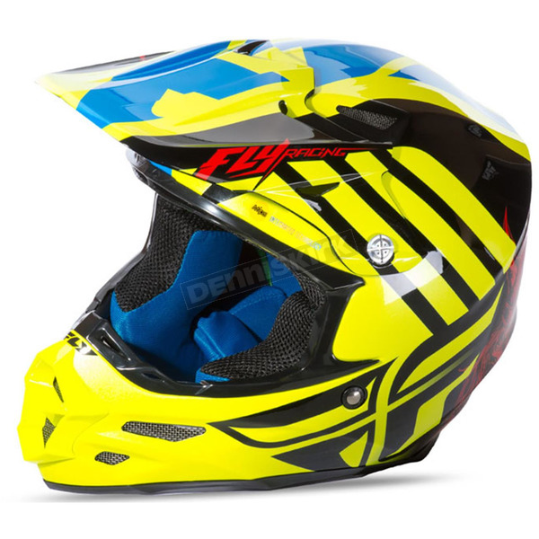 Fly Racing F2 Carbon MIPS Weston Peick Replica Helmet - 73-4099M