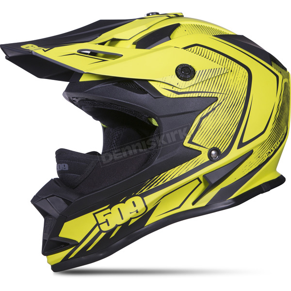 509 Matte Neon Voltage Altitude Helmet - 509-HEL-ANV-MD