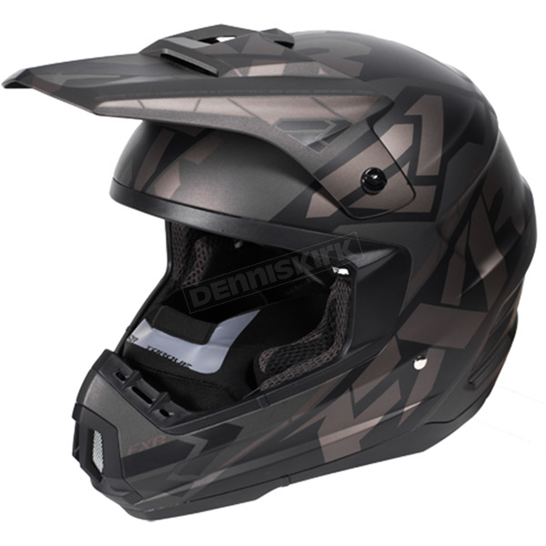 FXR Racing Black Ops Torque Core Helmet - 170621-1010-19
