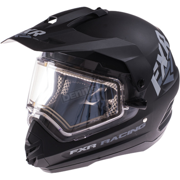 FXR Racing Black Ops Torque X Recoil Helmet - 170616-1010-19