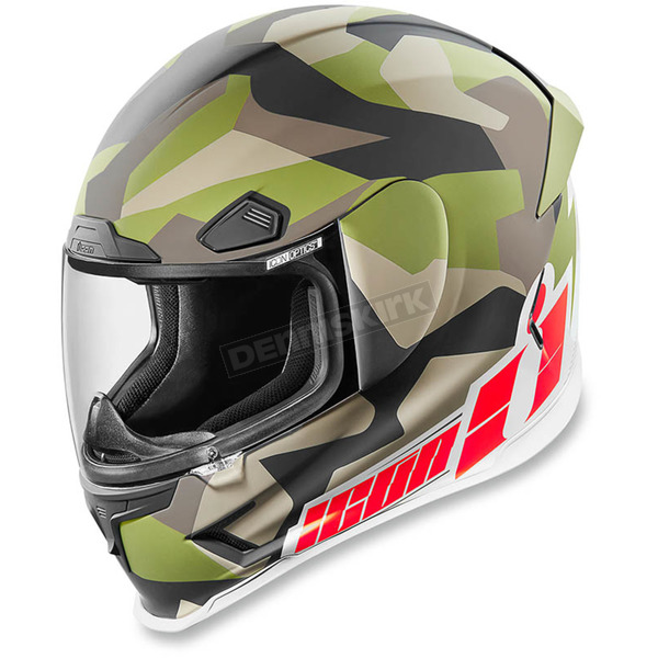 Icon Airframe Pro Deployed Helmet - 0101-9134