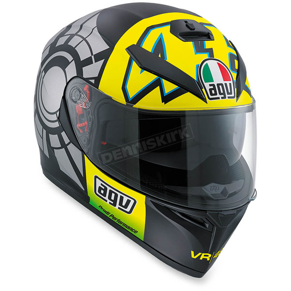AGV K-3 SV Top Winner Test 2012 Helmet  - 0301O0F000909
