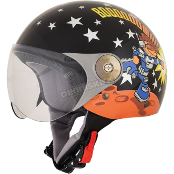 AFX FX-33 Rocket Boy Youth Scooter Helmet - 0107-0011