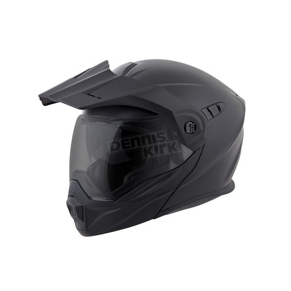 Scorpion Matte Black EXO-AT950 Helmet - 95-0106