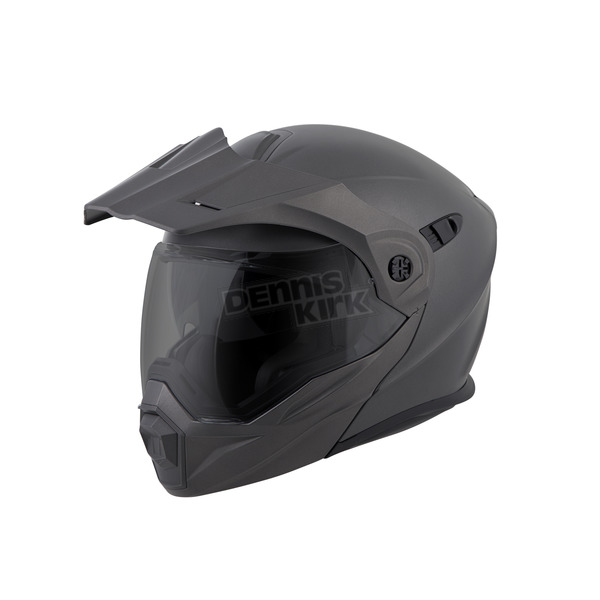 Scorpion Matte Anthracite EXO-AT950 Helmet - 95-0504