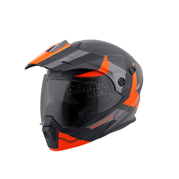 Scorpion Orange EXO-AT950 Neocon Helmet - 95-1026