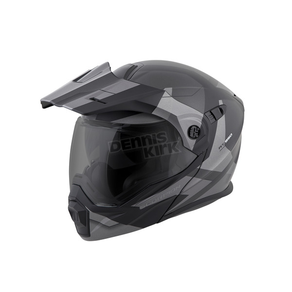 Scorpion Phantom Silver EXO-AT950 Neocon Helmet - 95-1035