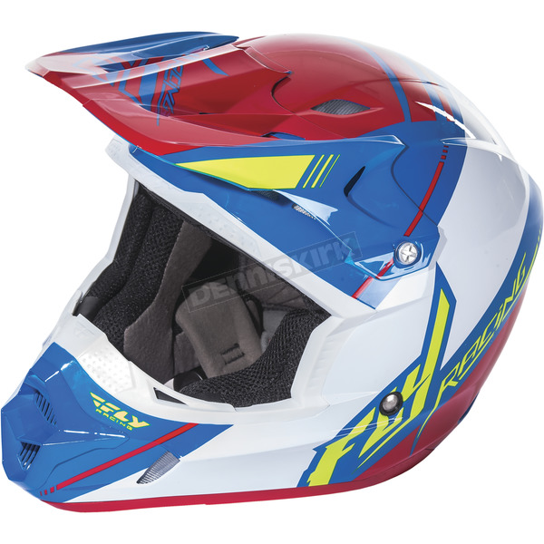 Fly Racing Canard Replica Kinetic Pro Helmet - 73-3315S