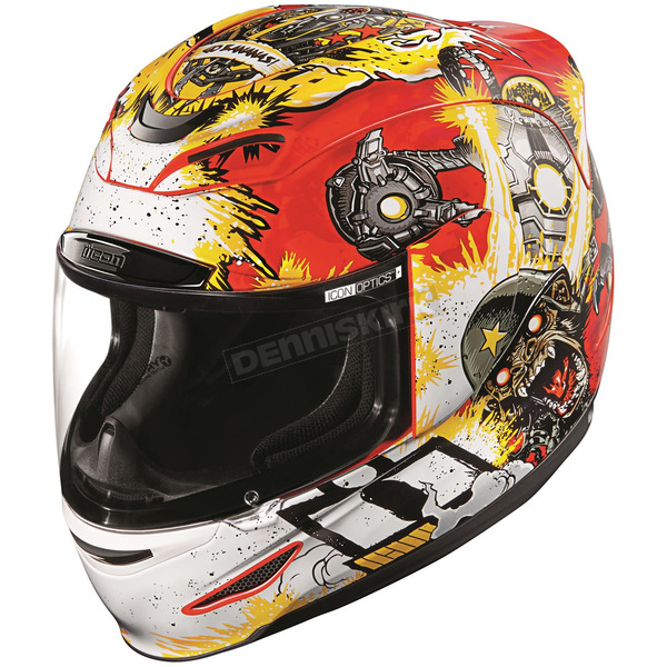 Icon Airmada Monkey Business Helmet - 0101-9983