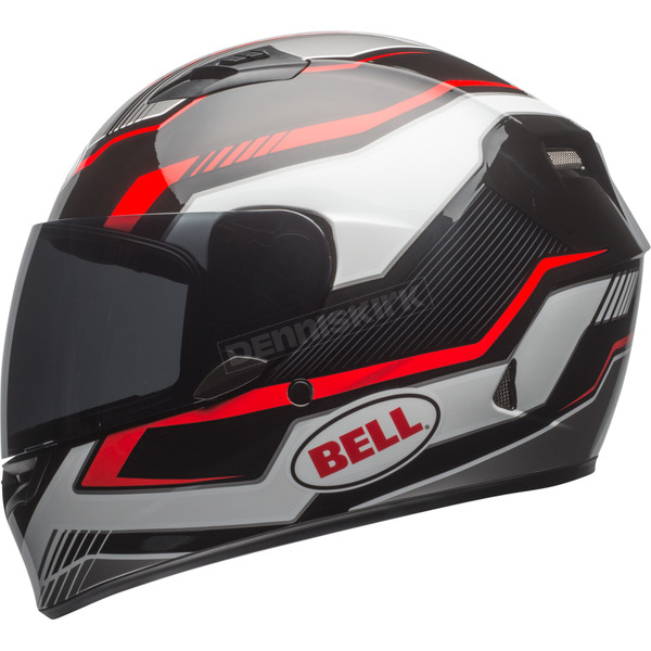 Bell Helmets Black/Red Qualifier Torque Helmet - 7094887