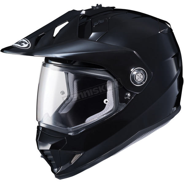 HJC Black DS-X1 Helmet - 510-602