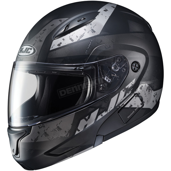 HJC Semi-Flat Black/Gray CL-MAXBT 2 Friction MC-5SF Helmet - 996-752