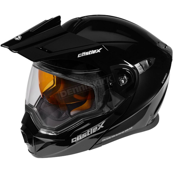Castle X Black EXO-CX950 Snow Helmet - 45-19002