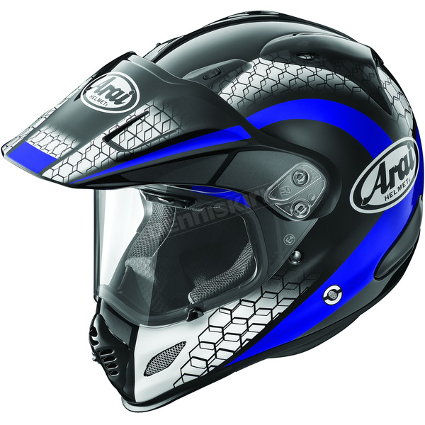 Arai Helmets Black/Blue/White Multi-Colored XD4 Mesh Helmet - 807394