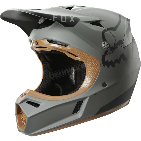 Fox Stone V3 Moth Limited Edition Helmet - 17393-224-M
